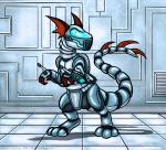 Battle Kreature Enhancement Armour