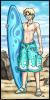 Surfer Ben