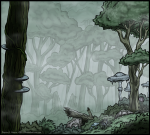 Cryptic Forest